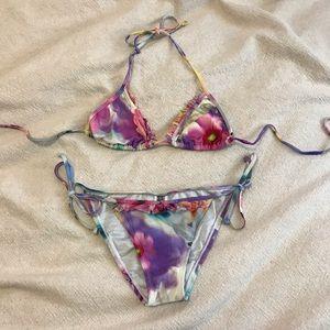 O'Neill Floral Bikini